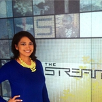 "Image for the News programme ""The Stream"""