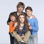 "Image for the Kids Drama programme ""Life with Boys"""