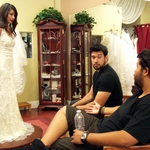 "Image for the Reality Show programme ""Don't Tell the Bride USA"""