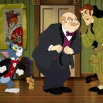 "Image for the Childrens programme ""Tom and Jerry Meet Sherlock Holmes"""