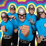 "Image for the Childrens programme ""The Aquabats"""