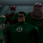 "Image for the Entertainment programme ""Green Lantern: The Animated Series"""