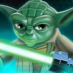 "Image for the Childrens programme ""Lego Star Wars: The Yoda Chronicles"""