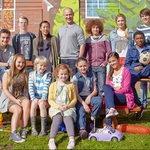 "Image for the Childrens programme ""The Dumping Ground Survival Files"""