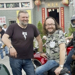 "Image for the Cookery programme ""The Hairy Bikers' Asian Adventure"""