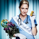 "Image for the Drama programme ""Nurse Jackie"""