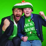 "Image for the Sitcom programme ""Moone Boy"""