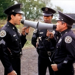 "Image for the Film programme ""Police Academy"""