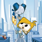 "Image for the Animation programme ""Robotboy"""