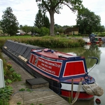 "Image for the Documentary programme ""Narrow Boat Afloat"""