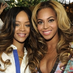 "Image for the Music programme ""Rihanna v Beyonce"""