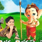 "Image for the Film programme ""My Friend Ganesha 3"""