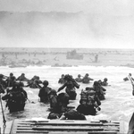 "Image for the History Documentary programme ""D-Day: The Last Heroes"""