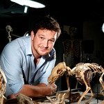 "Image for the Scientific Documentary programme ""Secrets of Bones"""
