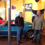 "Image for the Documentary programme ""Car Chasers"""