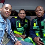 "Image for the Documentary programme ""Reggie Yates' Extreme South Africa"""
