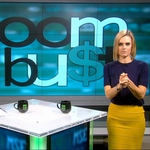 "Image for the News programme ""Boom Bust"""