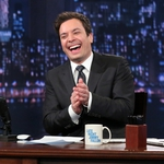 "Image for the Chat Show programme ""The Tonight Show Starring Jimmy Fallon"""