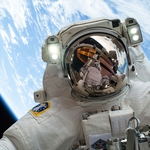 "Image for the Documentary programme ""Astronauts"""