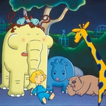 "Image for the Animation programme ""Rathad an Sutha (64 Zoo Lane)"""