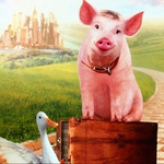 "Image for the Film programme ""Babe 2: Pig in the City"""