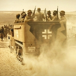 "Image for the Film programme ""El Alamein"""