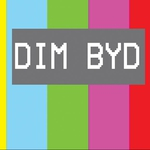 "Image for the Comedy programme ""Dim Byd"""