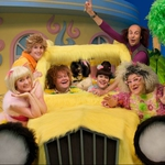 "Image for the Childrens programme ""Bla Bla Blewog"""