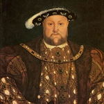 "Image for the History Documentary programme ""Henry: Mind of a Tyrant"""