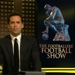"Image for the Sport programme ""The Footballer's Football Show"""