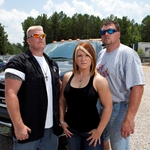 "Image for the Reality Show programme ""Lizard Lick Towing"""