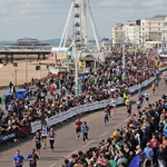 "Image for the Sport programme ""Brighton Marathon"""