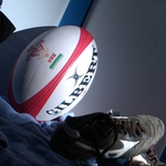 "Image for the Sport programme ""Rygbi Pawb"""