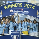 "Image for the Sport programme ""Capital One Cup Final Highlights"""
