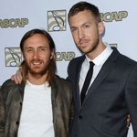 "Image for the Music programme ""Calvin Harris v David Guetta"""