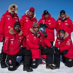 "Image for the Documentary programme ""Harry's South Pole Heroes"""