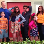 "Image for the Childrens programme ""The Thundermans"""
