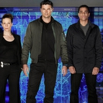 "Image for the Science Fiction Series programme ""Almost Human"""