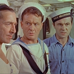 "Image for the Film programme ""The Baby and the Battleship"""