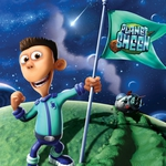 "Image for the Childrens programme ""Planet Sheen"""