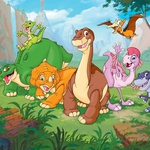 "Image for the Film programme ""The Land Before Time"""
