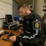 "Image for the Documentary programme ""Border Security: Canada's Front Line"""