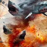 "Image for the Film programme ""Sharknado"""