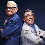 "Image for the Documentary programme ""The Two Ronnies Spectacle"""