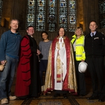 "Image for the Documentary programme ""The Minster"""