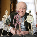 "Image for the Documentary programme ""Ray Harryhausen: Special Effects Titan"""