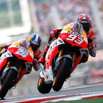 "Image for the Motoring programme ""Motogp Highlights"""