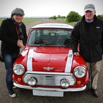 "Image for the Motoring programme ""Cars That Rock with Brian Johnson"""