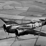 "Image for the Documentary programme ""The Bristol Blenheim"""