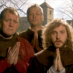 "Image for the Sitcom programme ""Monks"""